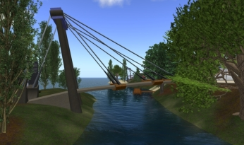 Suspension bridge 02